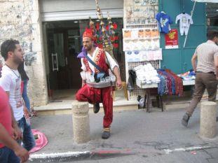 09. shopping street in Bethlehem