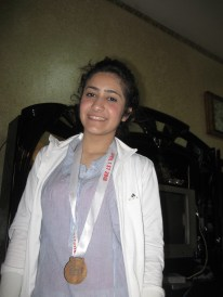Nuran Balboul last Sunday sentenced to four months in prison.