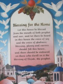 08. blessing for the home