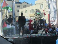 23. street party from Political Front for the Liberation of Palestine