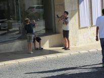 39. two boys with the sjofar