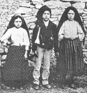 Three children had an extraterrestrial encounter in Fatima, Portugal