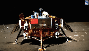 China to Launch Lander to Dark Side of the Moon