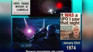 What Really Happened in Notorious 1974 Welsh 'UFO Crash Landing' Mystery