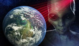 Aliens Will 'Probably Fire Space Lasers at Us – Rather Than Visiting From Super Earth Planets