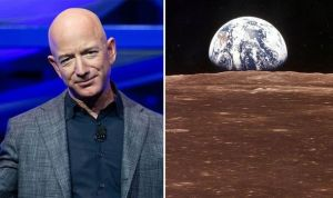 Jeff Bezos – The Man On The Moon and Beyond!