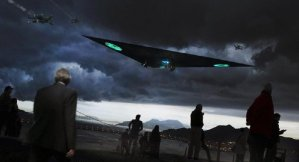 U.S. Navy Has Been Granted a Patent on Theoretical Aircraft Resembling Recently-Reported UFOs
