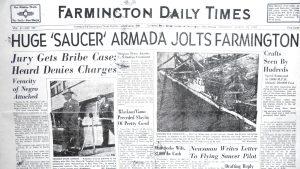 Farmington NM 70th Anniversary of Mass UFO Sighting