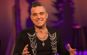 Robbie Williams Abducted by 10ft Tall Aliens Says Man 'Who Met Him on a Spaceship'