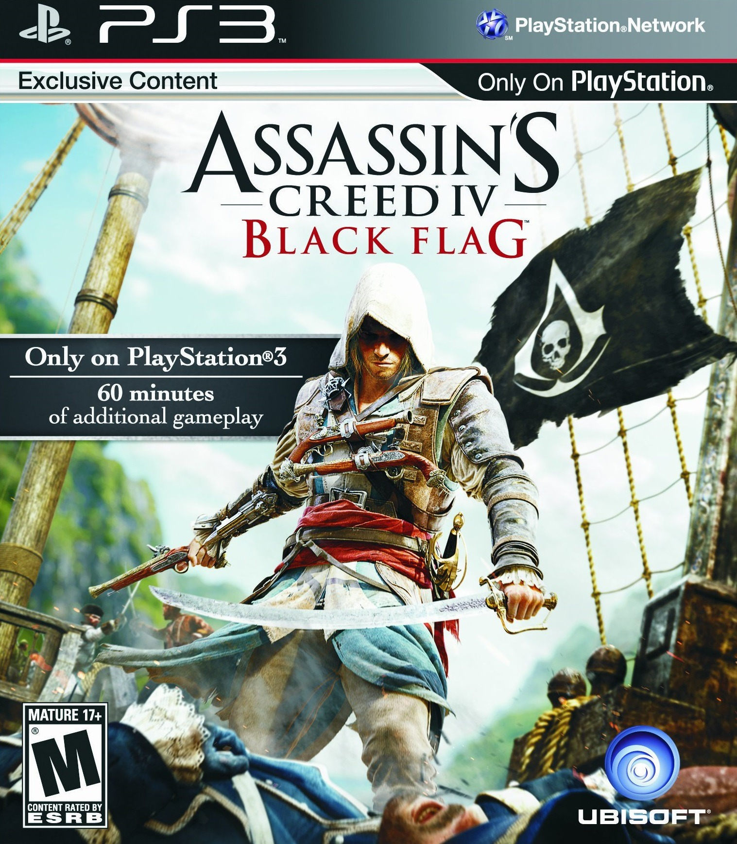 Assassin's Creed IV Black Flag Standard Edition – ExoPlayZone