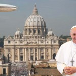 Vatican-mothership-Pope Francis