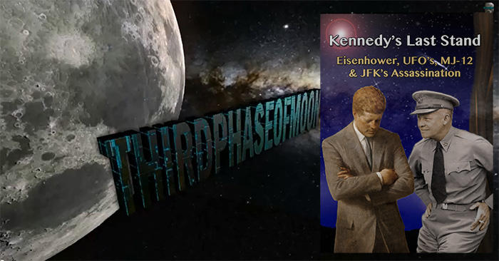 Third Phase of Moon Kennedy Assassination.700