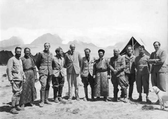 German Expedition to Tibet was a scientific expedition from May 1938 to August 1939, led by German zoologist and SS officer Ernst Schäfer.