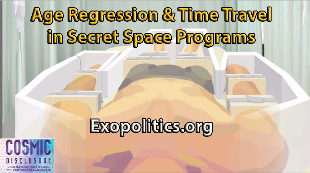 Age Regression & Time Travel