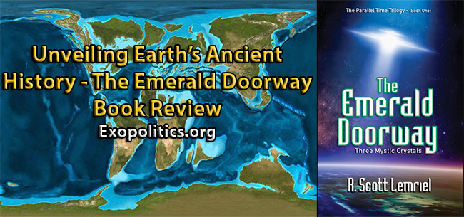 emerald Doorway book review
