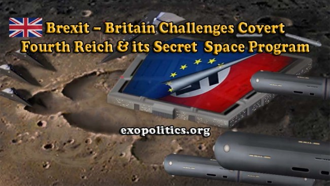 Britain Challenges Covert Fourth Reich