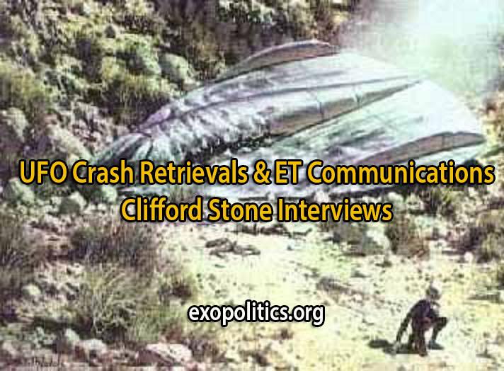UFO Crash Retrievals & Extraterrestrial Communications