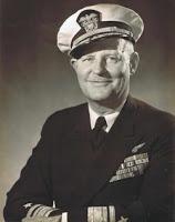 Admiral Leslie Stevens