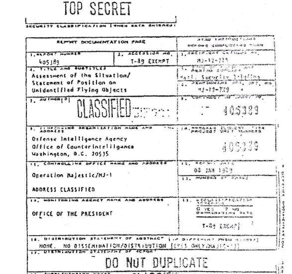 Новый  документ Маджестик раскрывает дипломатические отношения США с инопланетянами MJ-Briefing-1989-p.2