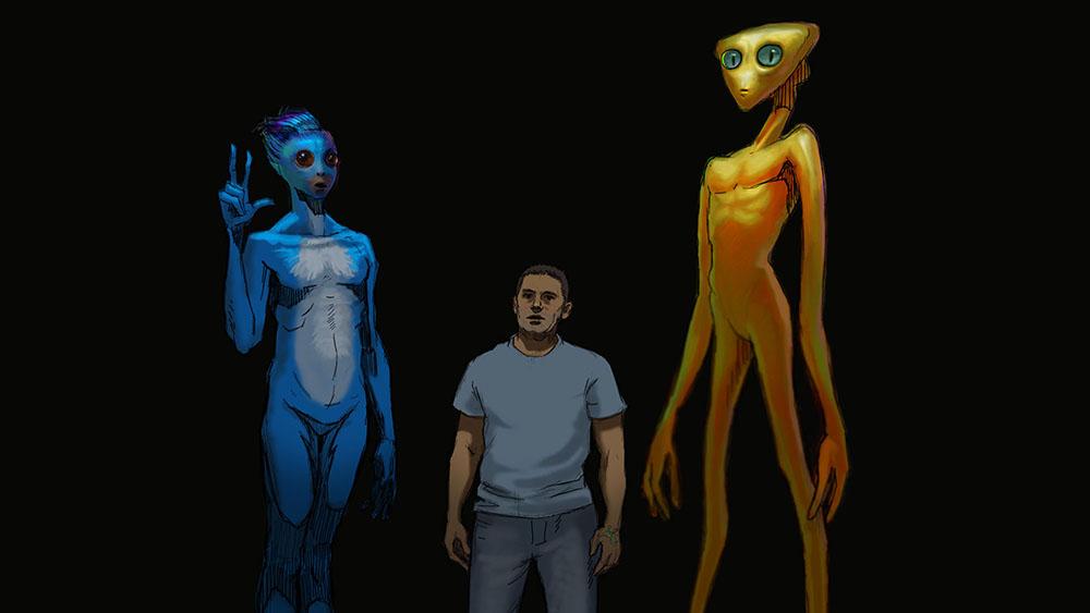 Конец внеземной манипуляции предоставляет Человечеству 1000 лет свободы ? Corey-at-LOC