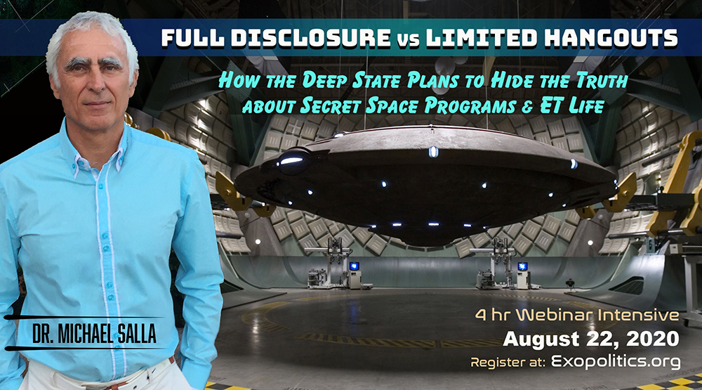 New Webinars: Full Disclosure vs Limited Hangouts