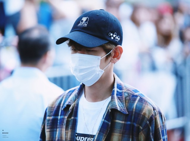 160827 music bank baek2