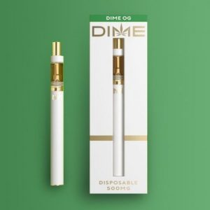 dime disposable