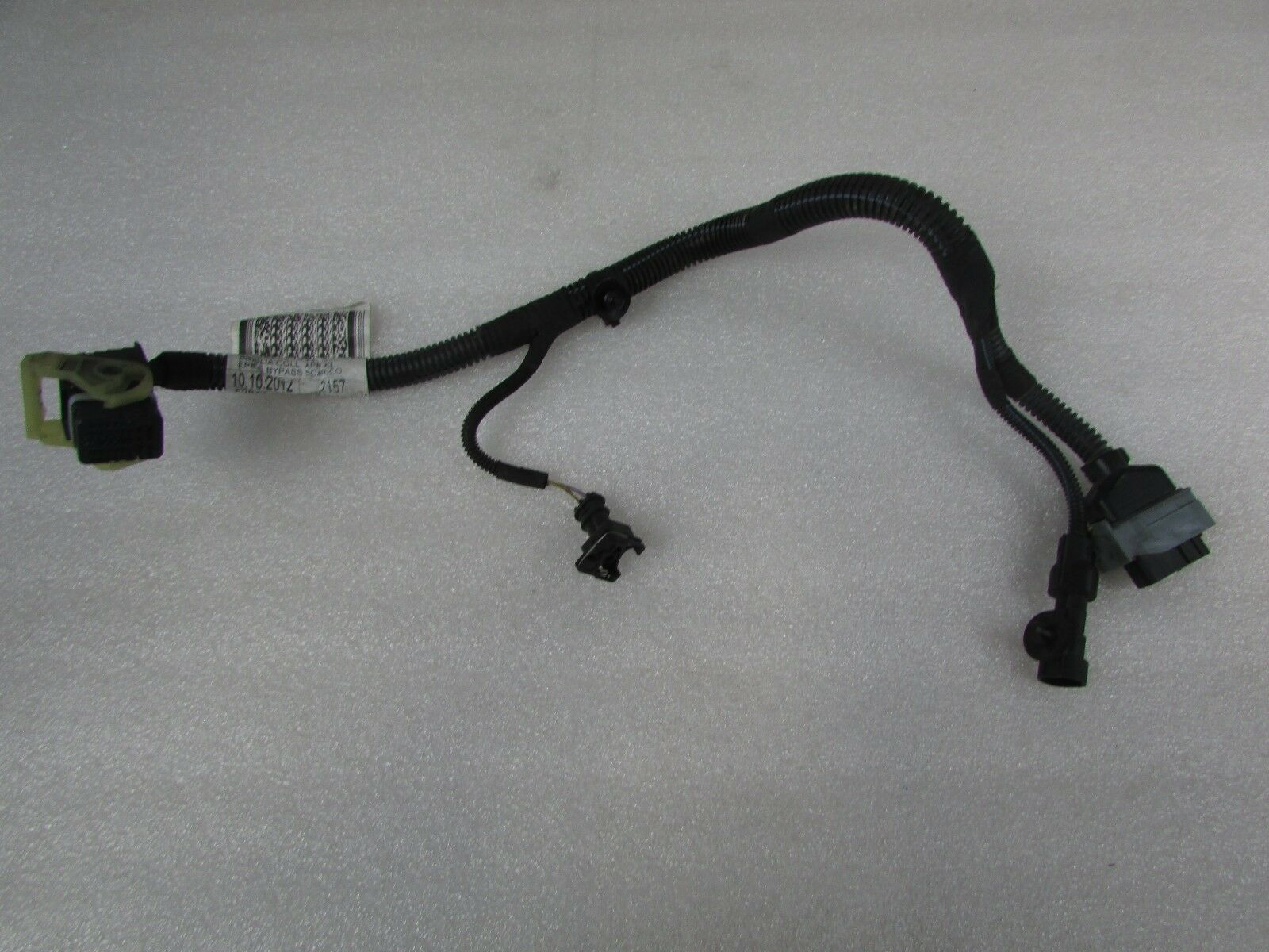 hight resolution of maserati ghibli parking brake wiring harness used p n 670007516 exotic auto recycling
