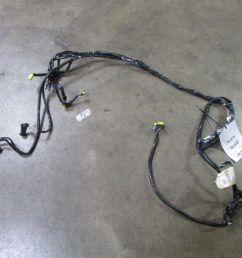 ferrari f430 door wiring harness used p n 190209 exotic auto recycling  [ 1600 x 1200 Pixel ]