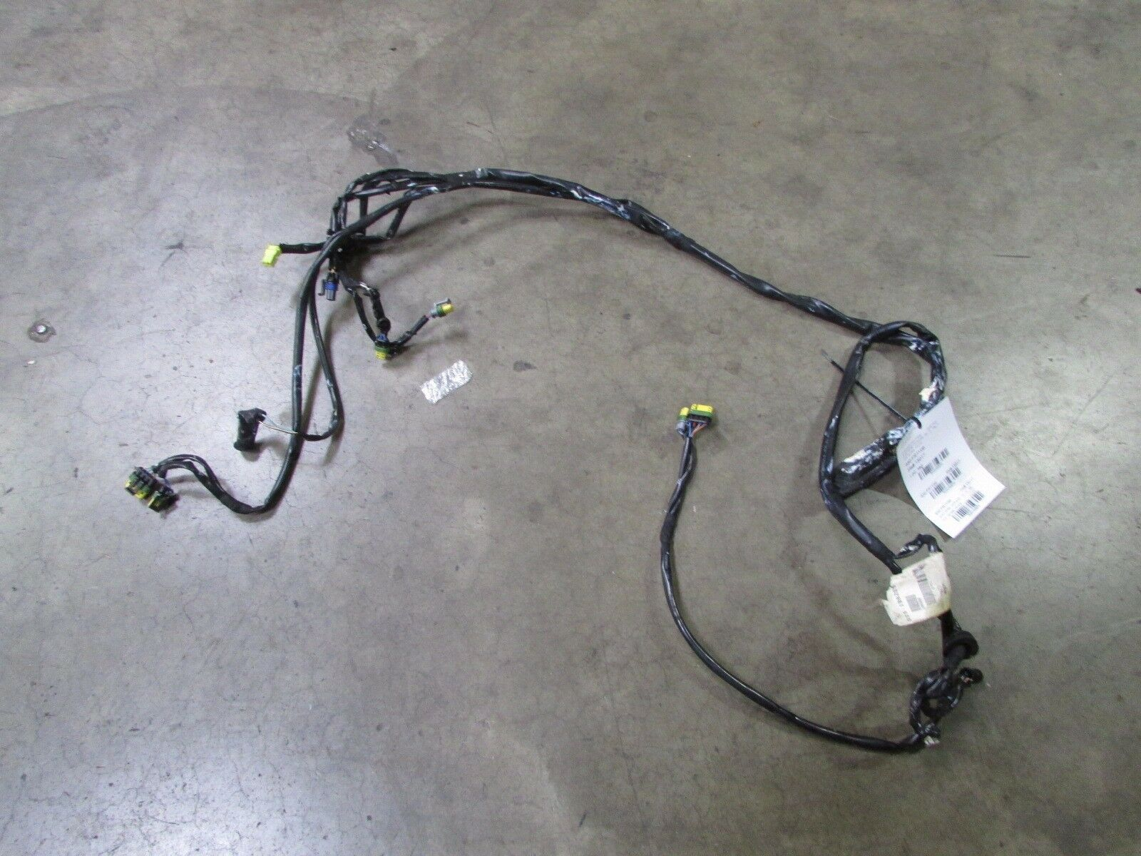 hight resolution of ferrari f430 door wiring harness used p n 190209 exotic auto recycling