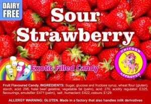 Sour Strawberry