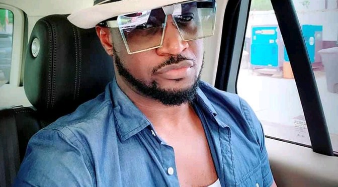 """""""Stop wasting your time"""" – Peter Okoye replies fans hoping for a 'P-square' comeback."""