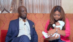 Munir Ned Nwoko with parents | www.exoticempire.com.ng