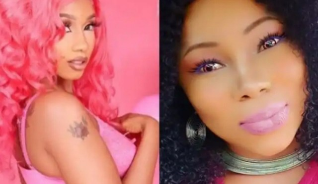 """You are more than 35 if not 40 years forget your small body"" Actress Chidimma Excel trolls Mercy Eke"