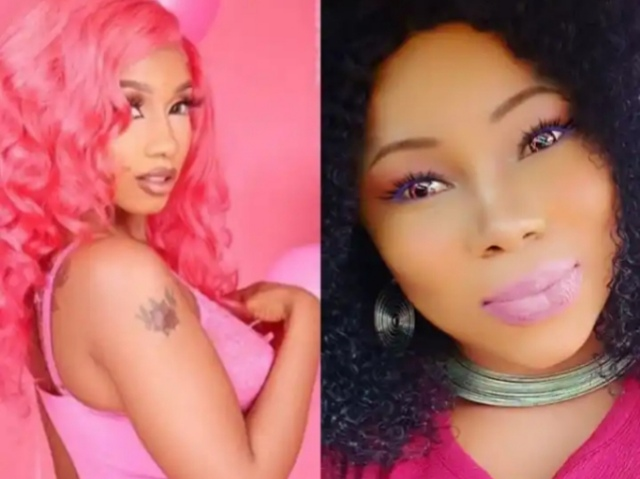 """""""You are more than 35 if not 40 years forget your small body"""" Actress Chidimma Excel trolls Mercy Eke"""