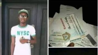 Graduate sets fire to all his certificates due to unemployment