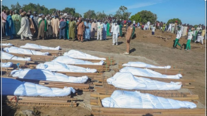 Rice Farmers killed in Borno State by Boko Haram