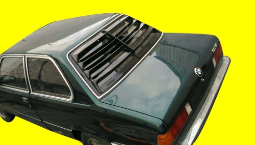 small resolution of fits bmw e21 louver alpina fiber glass