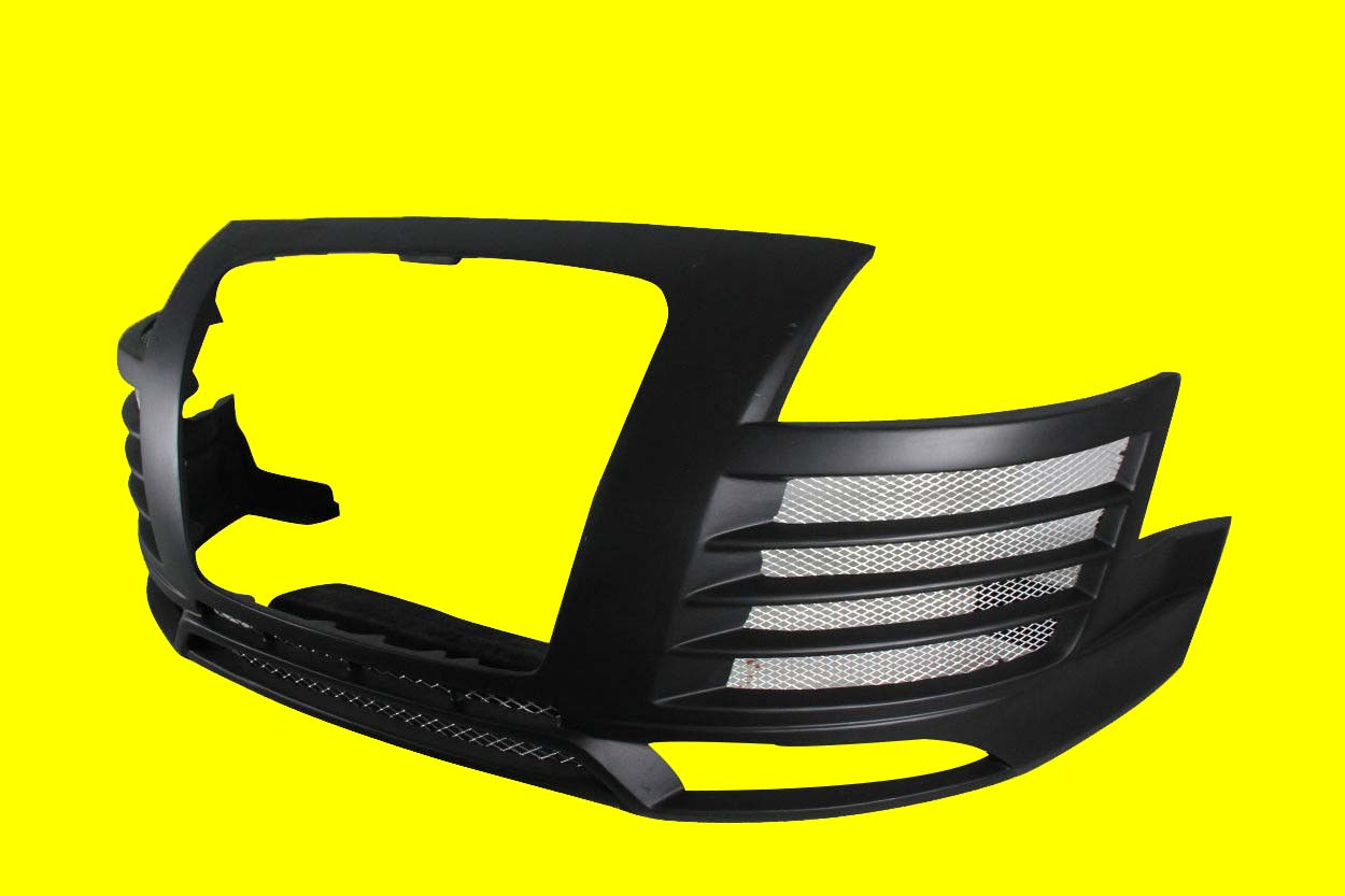 hight resolution of 2000 2006 fits audi tt r8 look front bumper 1 piece body kit