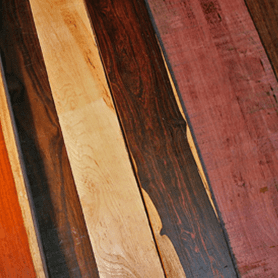 Tropical Exotic Hardwoods Of Latin America