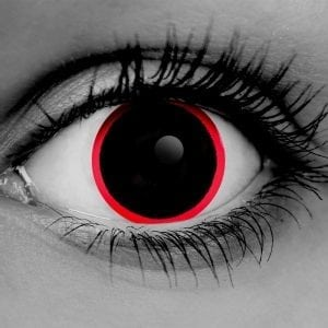 exotic fx contact lenses gothika halloween usa