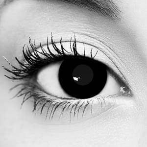 Gothika Blackout Gothika Contact Lenses