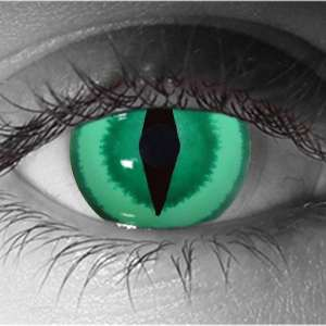 Ulquiorra Hand Painted Contact Lenses