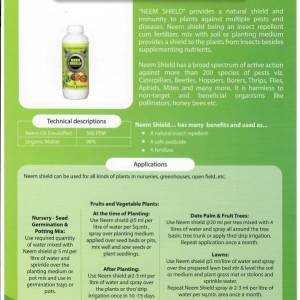 Neem Shield – Herbal Pesticide/Fertilizer