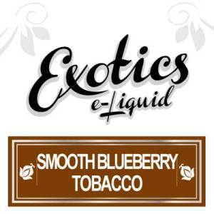 Smooth Blueberry Tobacco e-Liquid