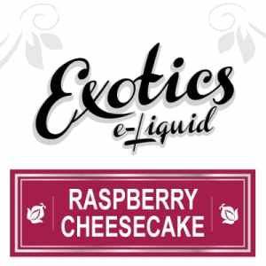 Raspberry Cheesecake e- Liquid