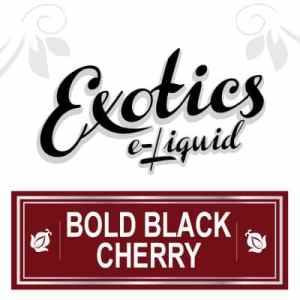 Bold Black Cherry e-Liquid
