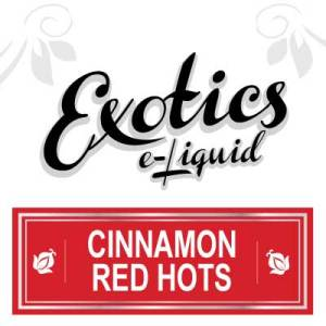 Cinnamon Red Hots e-Liquid