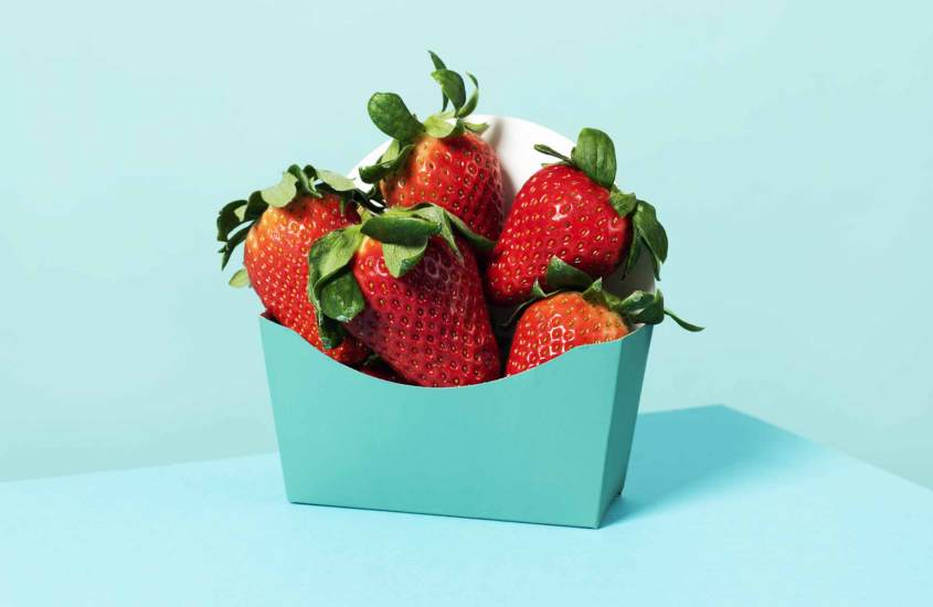 5 cannabis strains for people who love strawberries