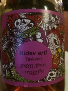 kidev-erti tavkveri natural wines georgian wine